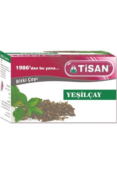 Tisan Yeşilçay Bitki Çayı