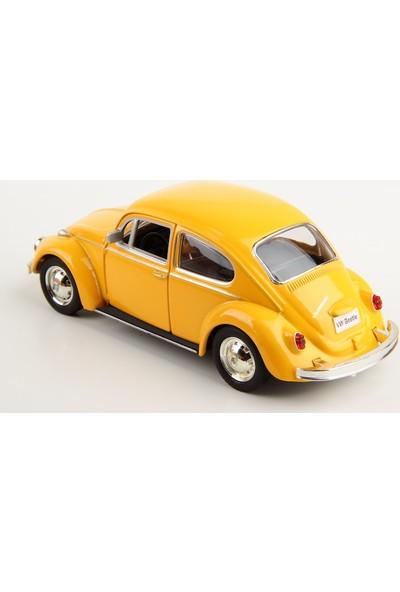 Rmz City Volkswagen Beetle - 4'lü Set