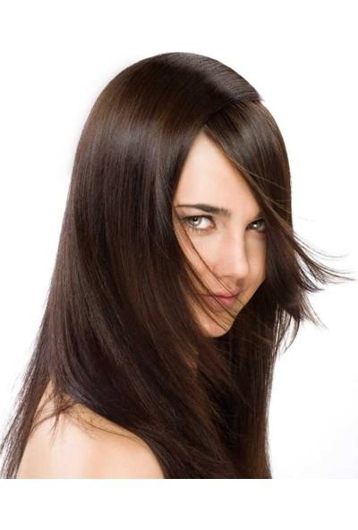 Natural Colors 5D Açık Kestane Organik Saç Boyası