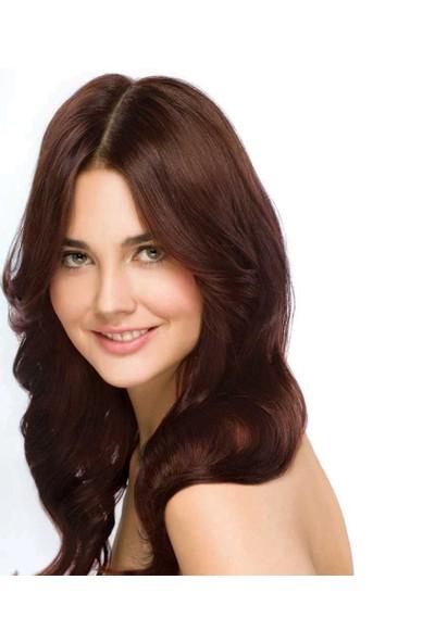 Natural Colors 5R Kızıl Kahve Organik Saç Boyası