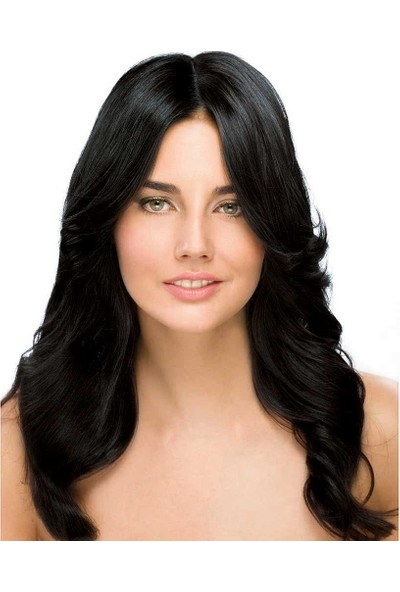 Tints Of Nature 1N Doğal Siyah Organik Saç Boyası