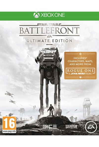 Xbox One Star Wars Battlefront Ultimate Edition