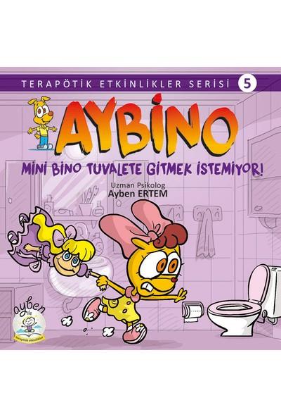 Mini Bino tuvalete gitmek istemiyor