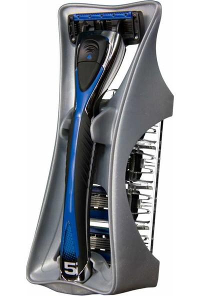 Perfect Caliber 5 Sistem Grubu Tıraş Bıçağı