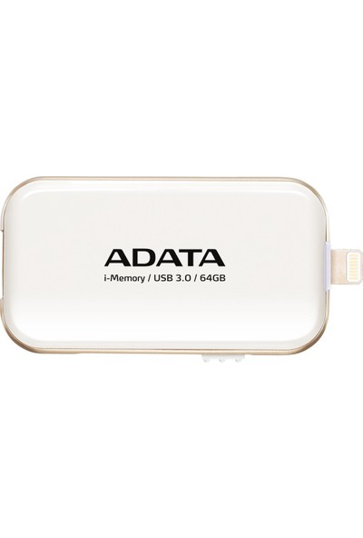 Adata UE710 64GB USB 3.0 iPhone USB Bellek AUE710-64G-CWH