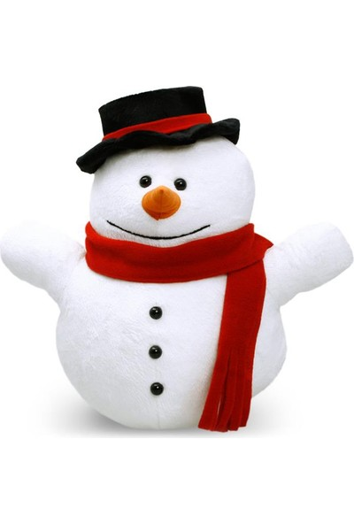 Neco Plush Yılbaşı Kardan Adam Peluş 65 cm