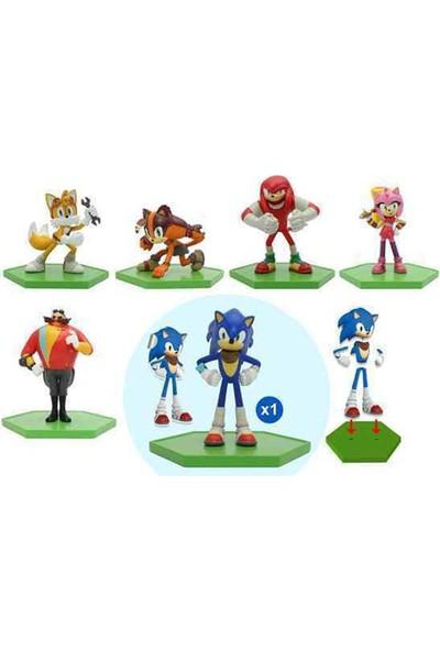 Tomy Sonic Boom Sürpriz Figür Paketi (1 Adet)
