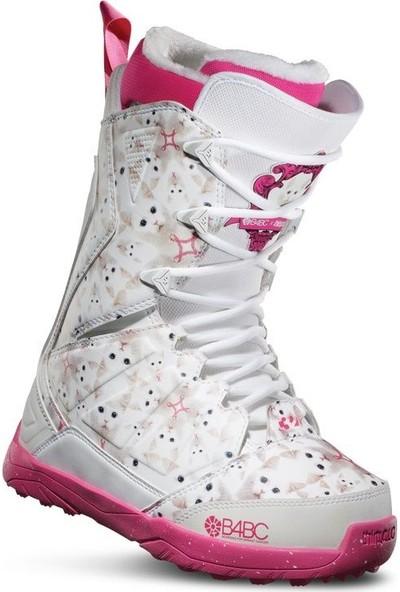 Thirtytwo Lashed B4bc 16 Wht Pink Snowboard Botu