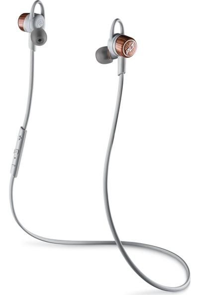 Plantronics BackBeat GO3 Bluetooth Kulaklık + Şarjlı Kılıf Copper Orange