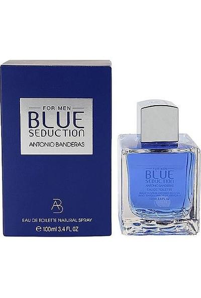 Antonıo Banderas Blue Seductıon Edt 100 Ml Erkek Parfüm