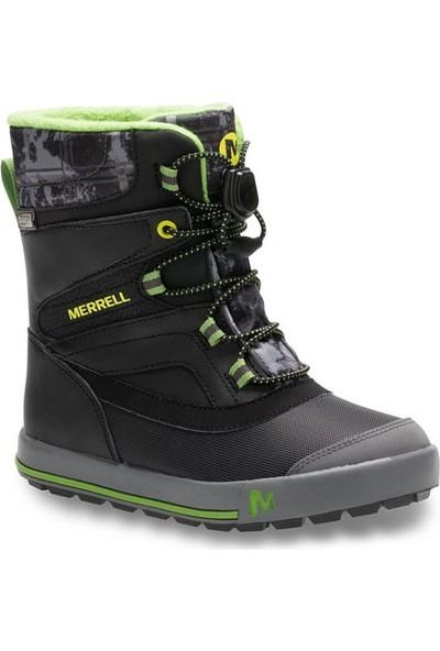 Merrell Ml-Boys Snow Bank 2.0 Waterproof Çocuk Bot