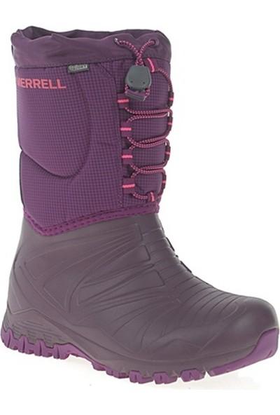 Merrell Ml-Girls Snow Quest Boot Waterproof Çocuk Bot
