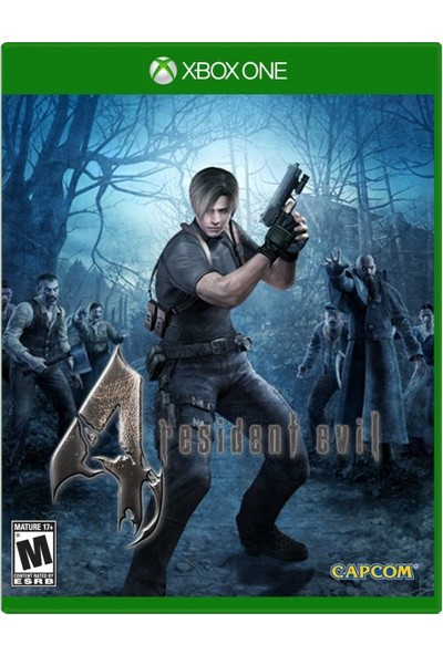 Resident Evil 4 Xbox One Oyun