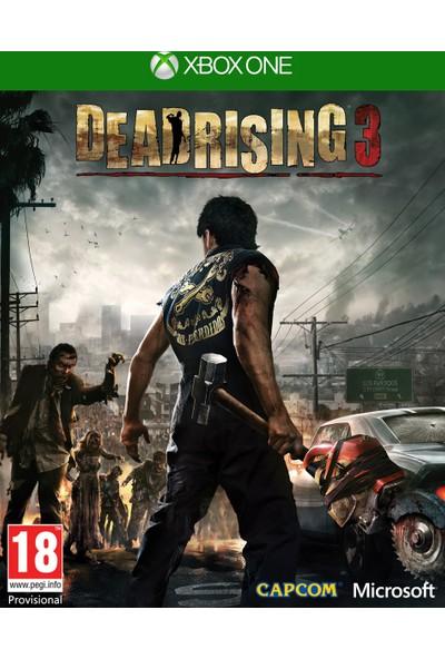Dead Rising 3 Apocalypse Edition Xbox One Oyun