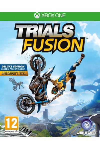 Trial Fusion Xbox One Oyun
