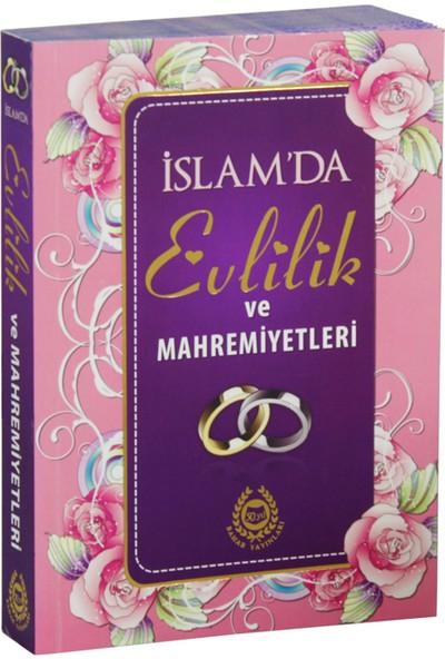İslam'Da Evlilik Ve Mahremiyetleri - Abdullah Aydın