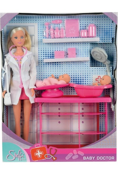 Steffi Love Bebek Doktoru