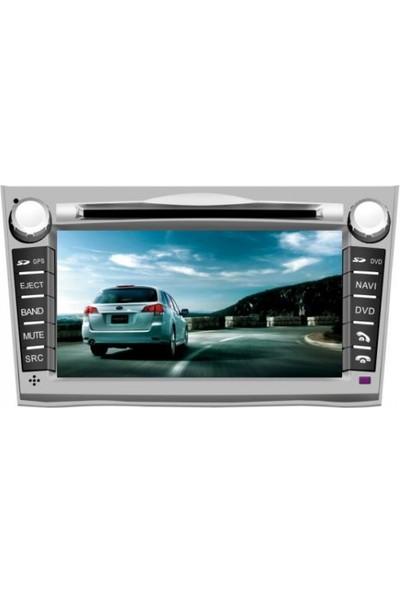 Avgo S60 Subaru Legacy 2009 / 2013 Multimedya Sistemleri