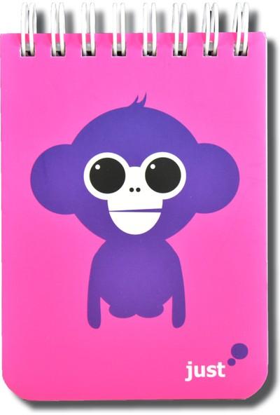 Deffter Just Blok A7 / Monkey Defter