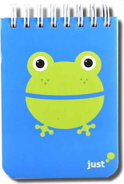 Deffter Just Blok A7 / Frog Defter
