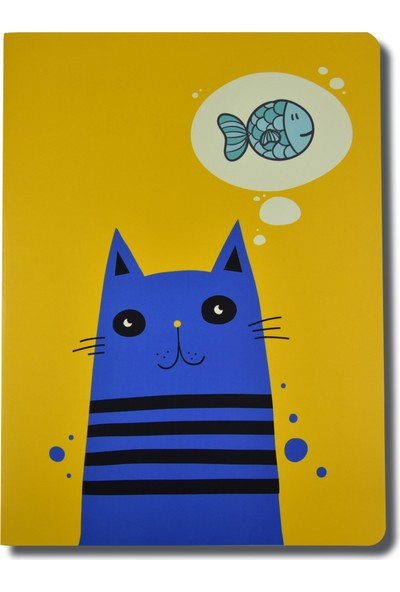 Deffter Just Terzi Dikiş 19*23,5 / Cat'S Dream