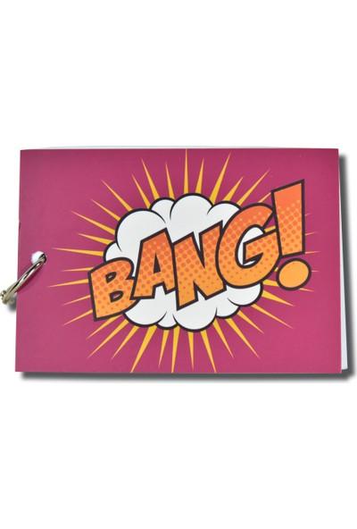 Deffter Just Halkalı Notluk / Bang