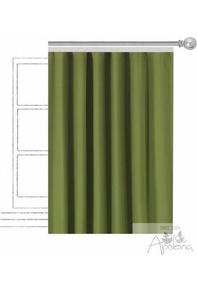 Dekoratif Fon Perde 308-Z380-1