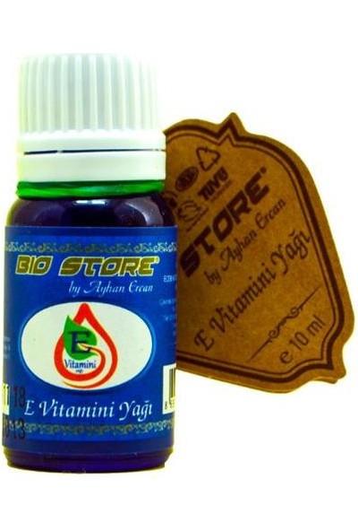 Bio Store E Vitamini Yağı 10 Ml