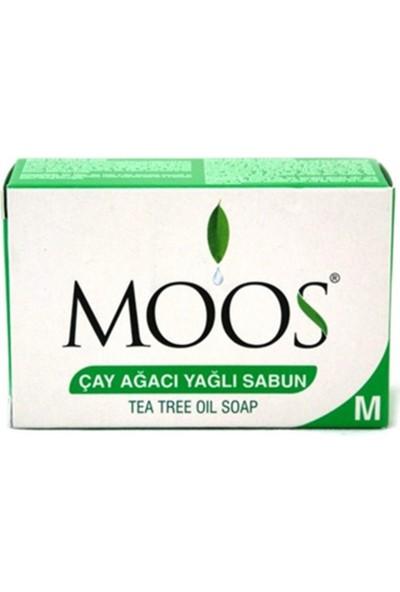 Moos Çay Ağacı Yağlı Sabun 100 G