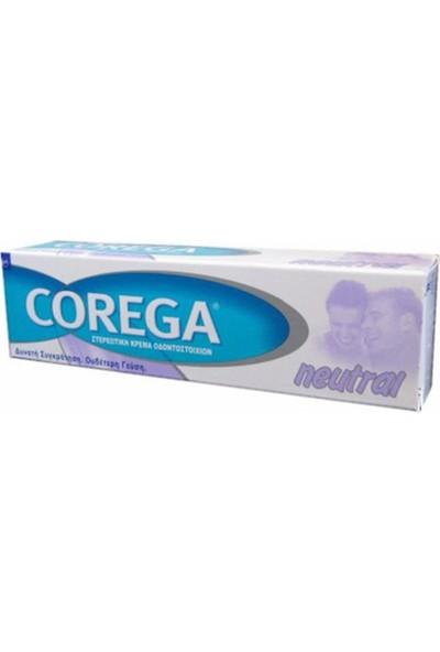 Corega Tat İçermez Diş Protez Yapıştırıcı Krem 40 Gr