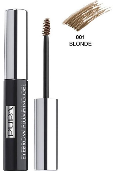 Pupa Milano Eyebrow Plumping Gel Kaş Dolgunlaştırıcı Jel L 4 Ml
