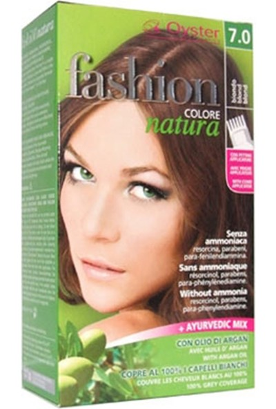 Fashion Colore Natura Saç Boyası 7.0 Blond