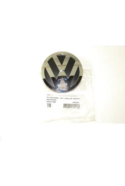Wolcar Volkswagen Crafter Arka Logo