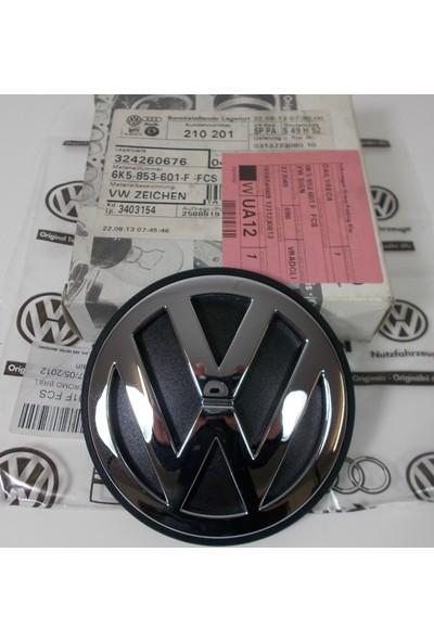 Wolcar Volkswagen Polo Classic Arka Logo