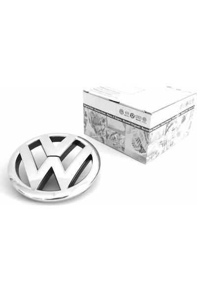 Wolcar Volkswagen Polo 2010 Sonrası Ön Logo