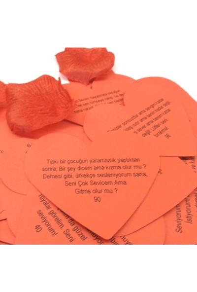 Buffer Kalp Şeklinde Romantik Aşk Sözleri