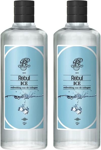 Rebul Ice Kolonya 270 ml 2'li