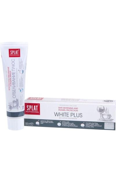 Splat White Plus Diş Macunu 100 ml