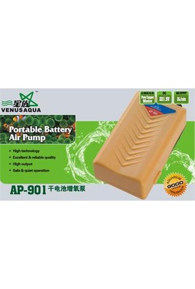 Venusaqua Ap-901 Pilli Hava Motoru