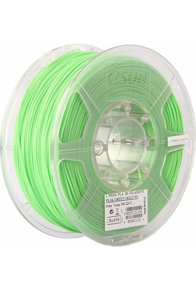 Esun Pla+ Peakgreen 1,75 Mm 3D Filament