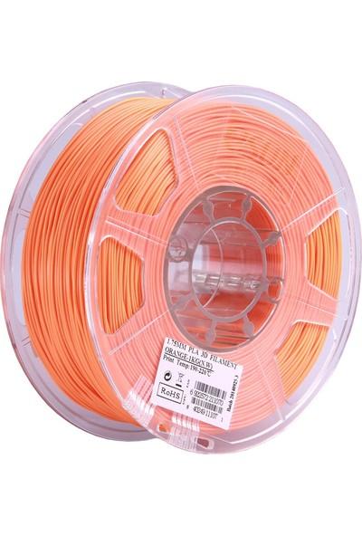 Esun Pla+ Turuncu 1,75 Mm Filament 3D