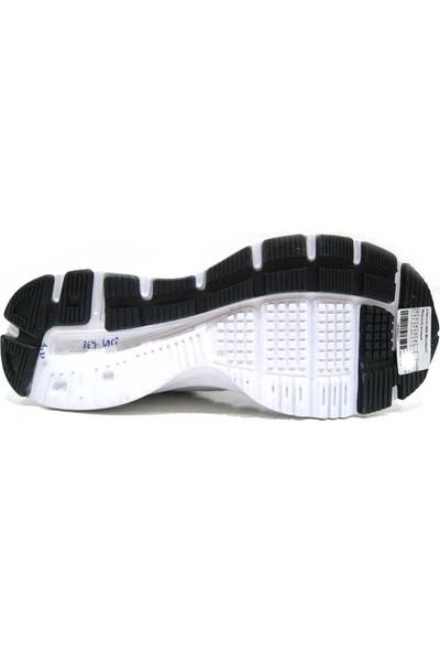 Lepons 004 Merdane Erkek Spor Ayakkabı - Beyaz - Lacivert