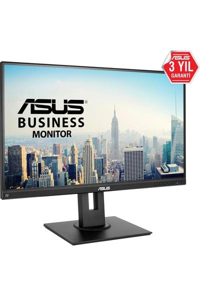 """Asus BE27AQLB 27"""" 5ms (HDMI+DVI-D+Display+Mini Display) 2K IPS Monitör"""