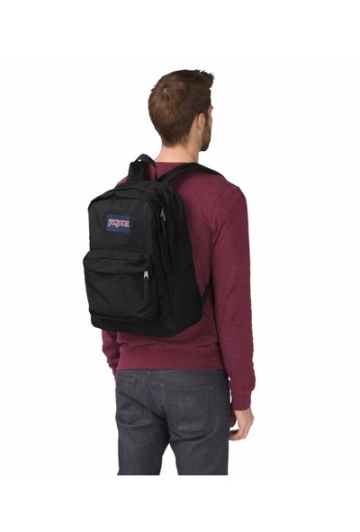 Jansport Superbreak Black ( T501008 ) Sırt Çantası