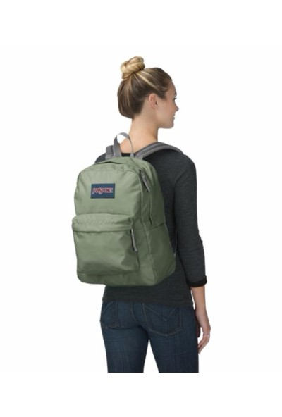 Jansport Superbreak Green ( T5010Hc ) 2448 Sırt Çantası