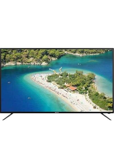 """Sunny 65"""" 165 Ekran Ekran 4K Dahili Uydulu Smart Led Tv"""