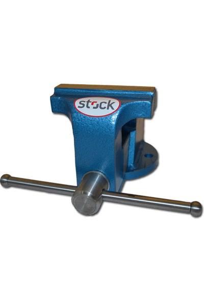 Stock 200 mm Dövme Çelik Mengene Yerli