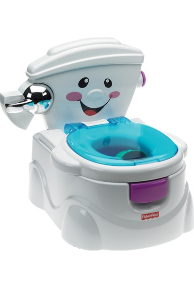 Fisher Price Eğitici Eğlenceli Tuvalet (Türkçe)