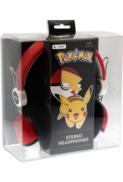 Otl Pokemon Kulaküstü Çocuk Kulaklığı