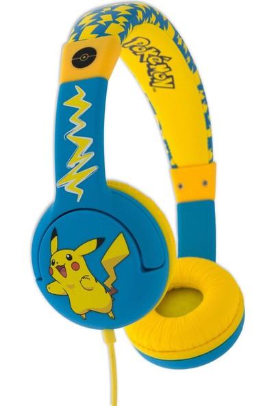 Otl Pikaçu Kulaküstü Çocuk Kulaklığı